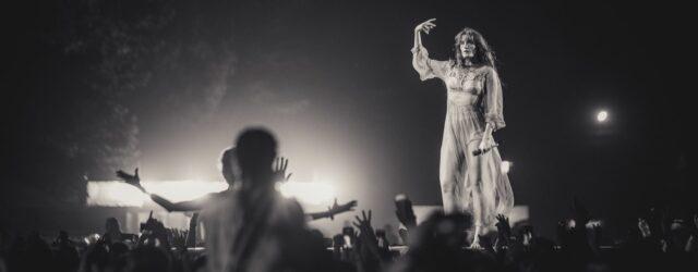 Florence and the Machine a Szigeten 2019. augusztus 12-én /// Fotó: sinco / Phenom'enon